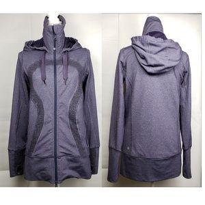 Lululemon athletica In Stride Jacket Dusty purple
